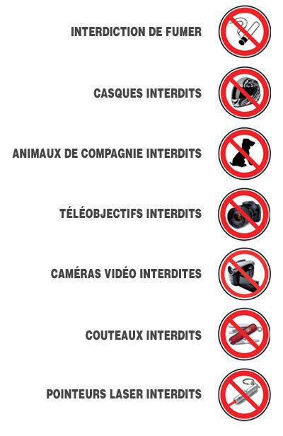 consignes-sécurité