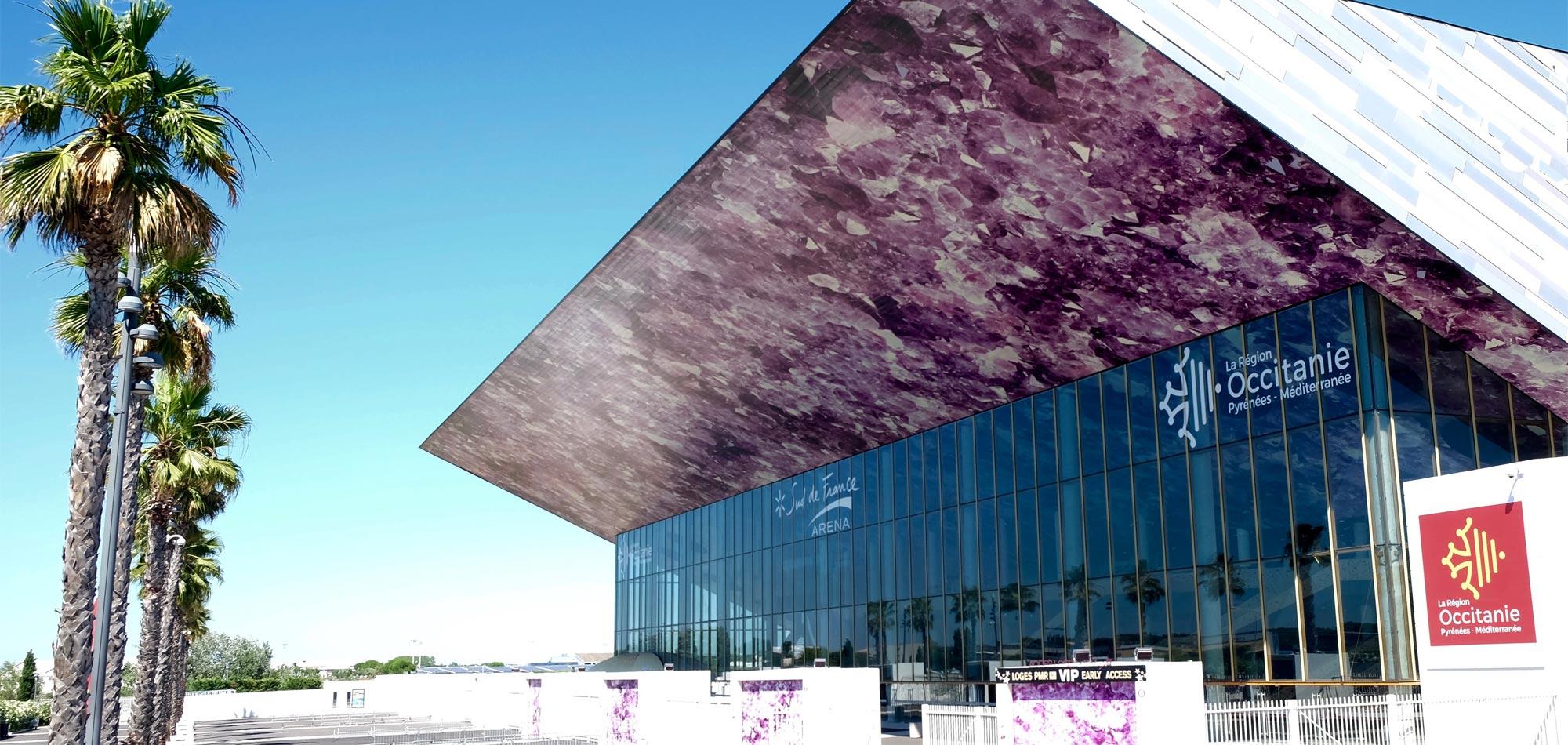 Organisateurs d'événements : La Sud de France Arena vous propose des prestations haut de gamme