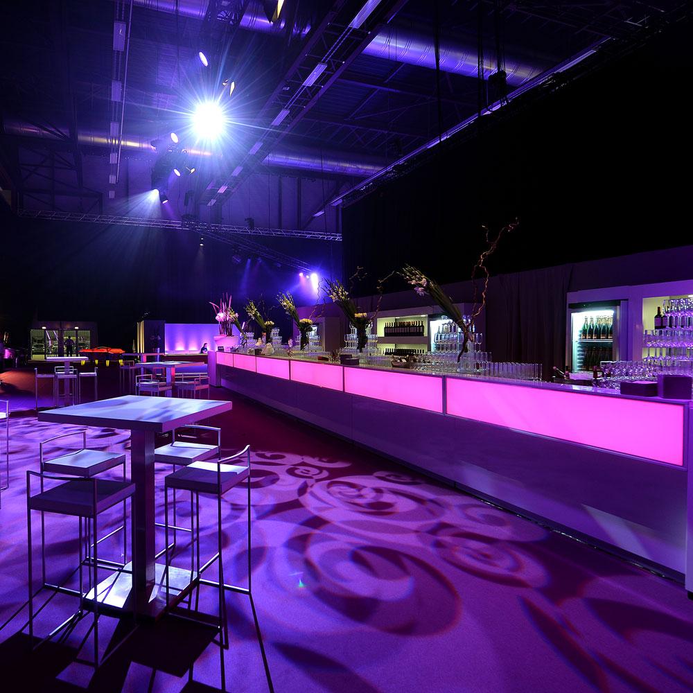 La Sud de France Arena Montpellier Organisation d'événements